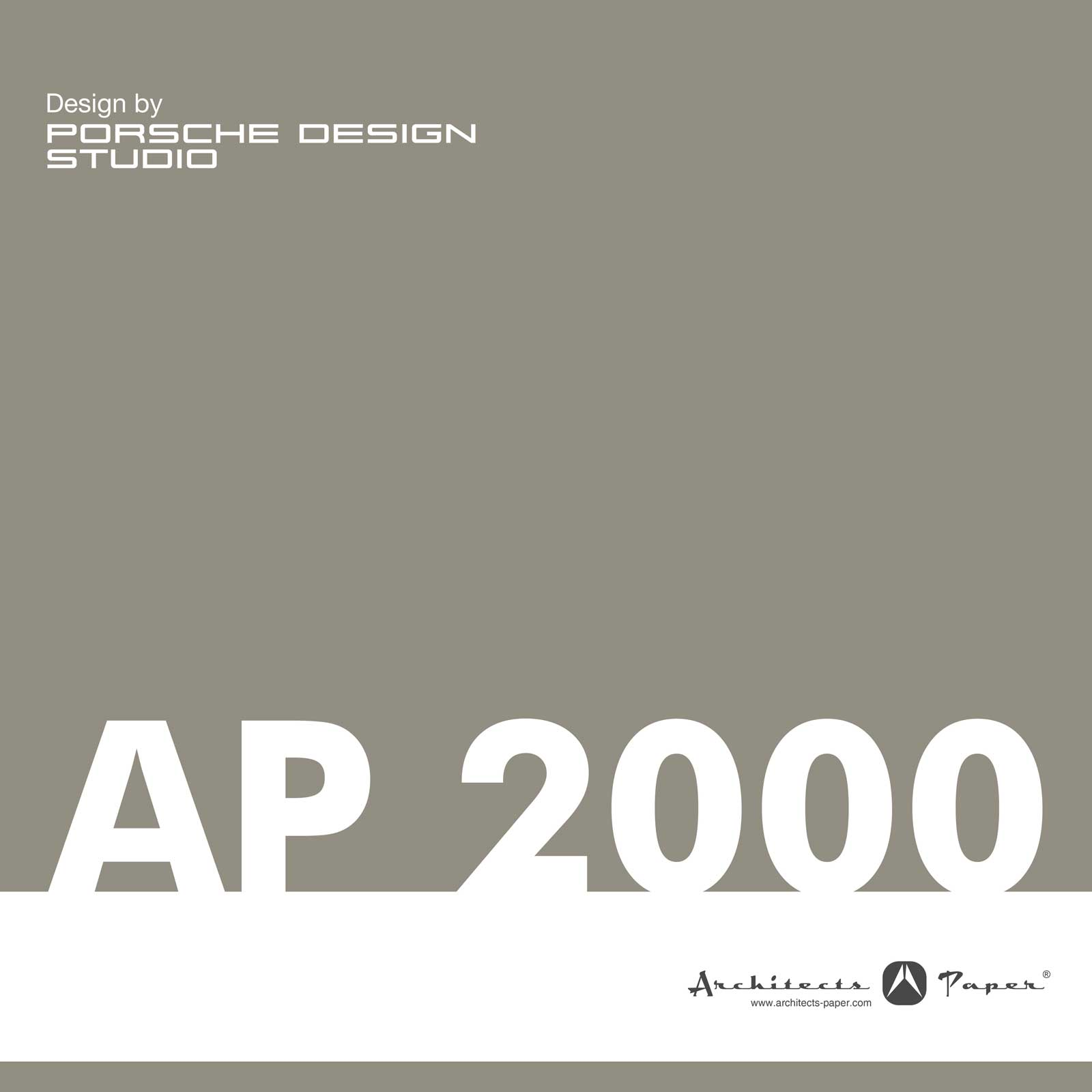 Architects Paper AP 2000