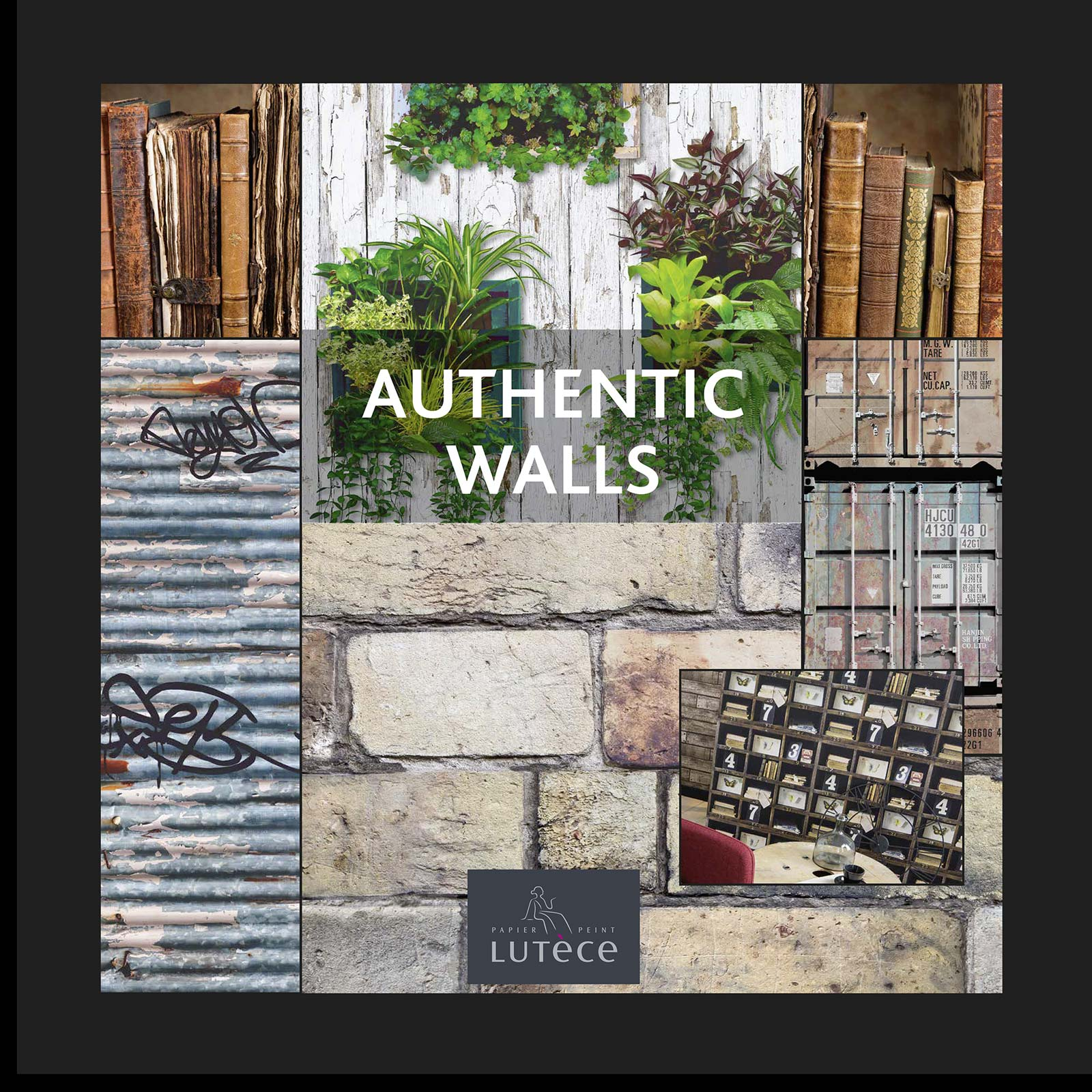 Lutèce Authentic Walls