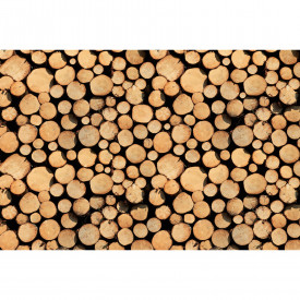 Fototapety StackofWood DD115664 A.S. Création XXL 5