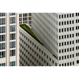 Fototapety Architecture White High-Rise Building DD118958 A.S. Création Designwalls